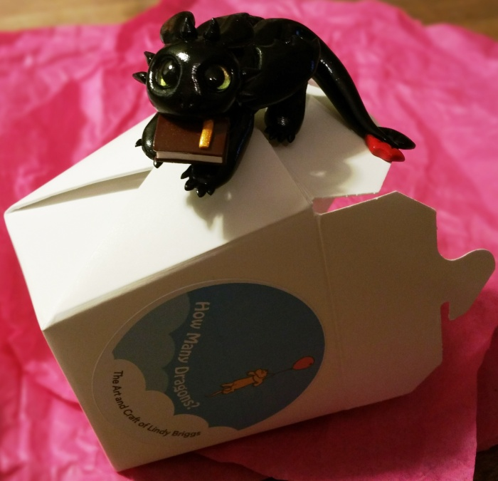 Toothless on Carton (Best)