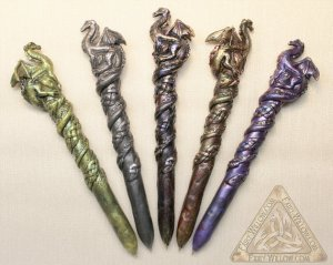 Celtic Dragon Pen