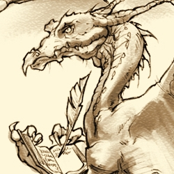 Fixing my copyright notice…   Writing Dragons