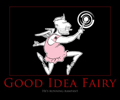 Good Idea Fairy