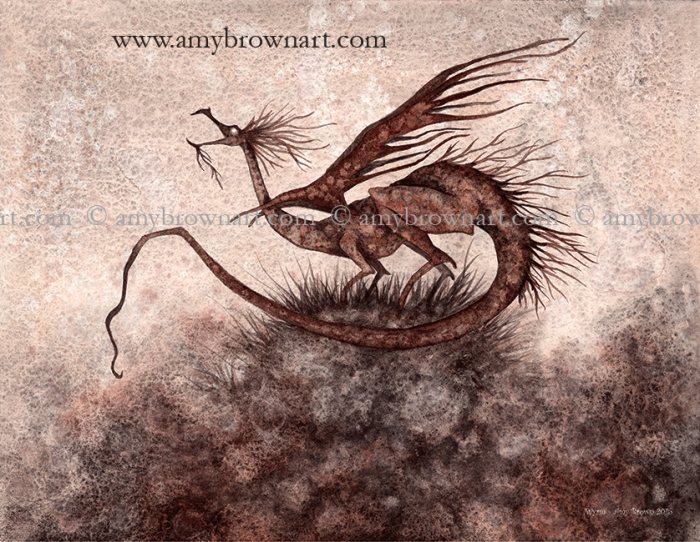 amy-brown-Wyrm