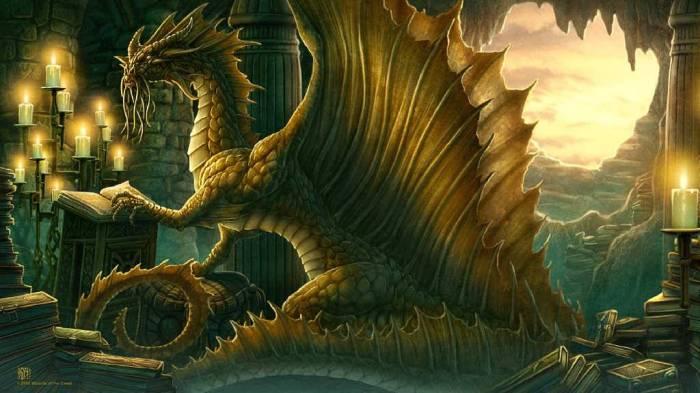 Brass Dragon Reading