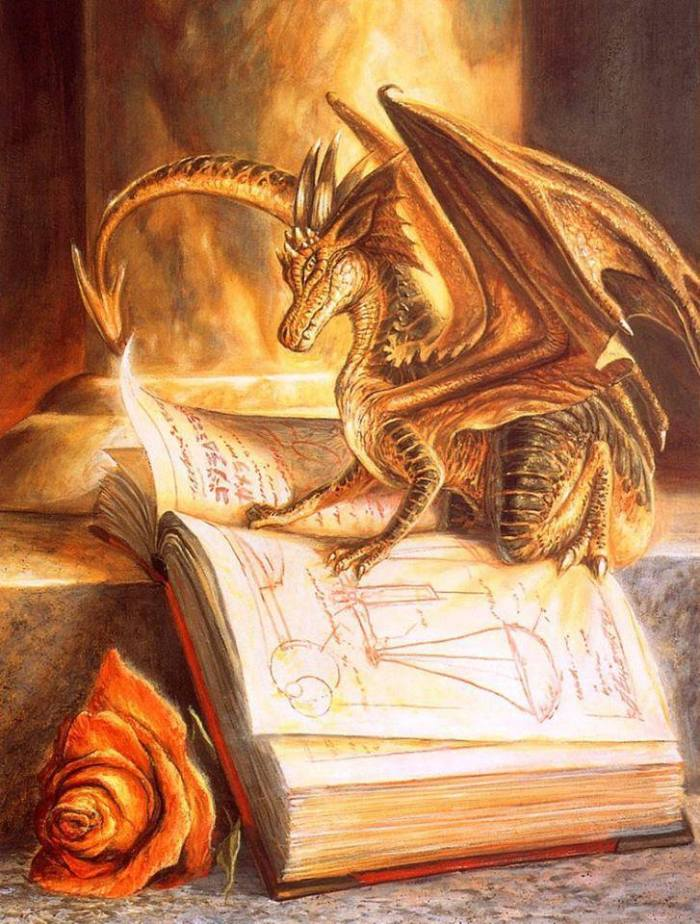 Golden Dragon Reading Book (Full)
