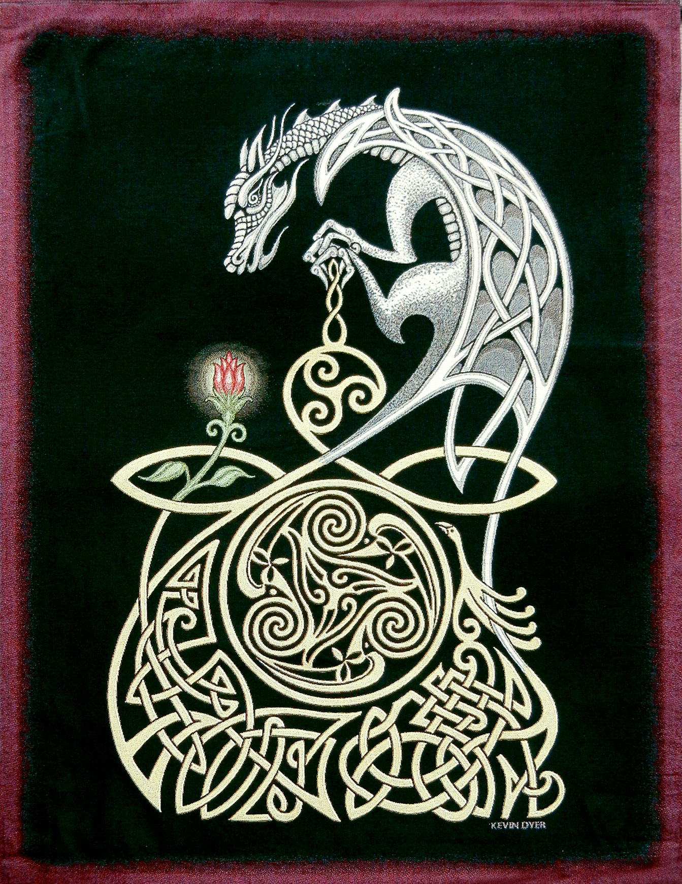 celticdragon-tapestry2