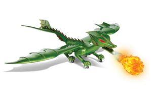 Fire Breathing Dragon Drone