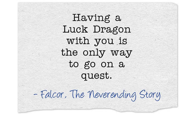 Having-a-Luck-Dragon