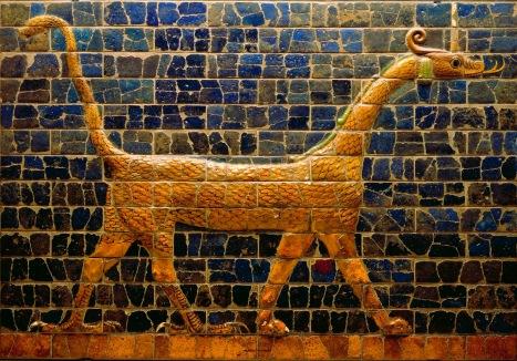 Marduk - Ishtar Gate