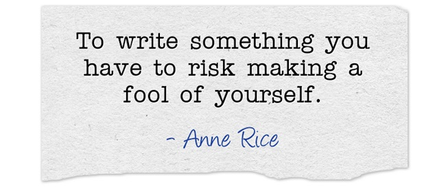 Anne Rice Quote