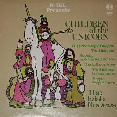 ChildrenOfTheUnicornAlbumFront