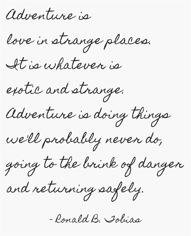 Adventure-is-love-in