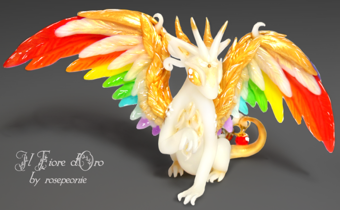 gilraen__rainbowing_dragon__deluxe__by_rosepeonie