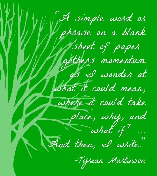 Martinson Quote