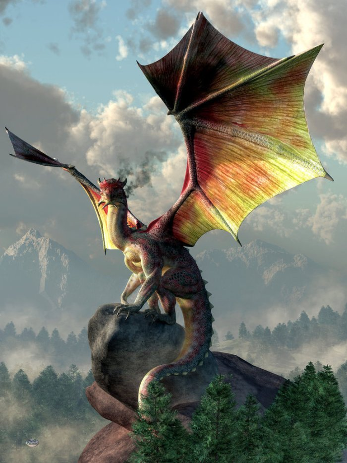 gold_winged_dragon_by_deskridge-d8pllbd