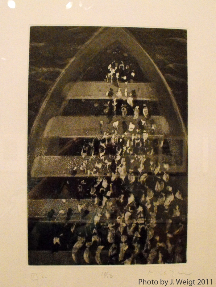 Canto III ii - On Charon's Boat