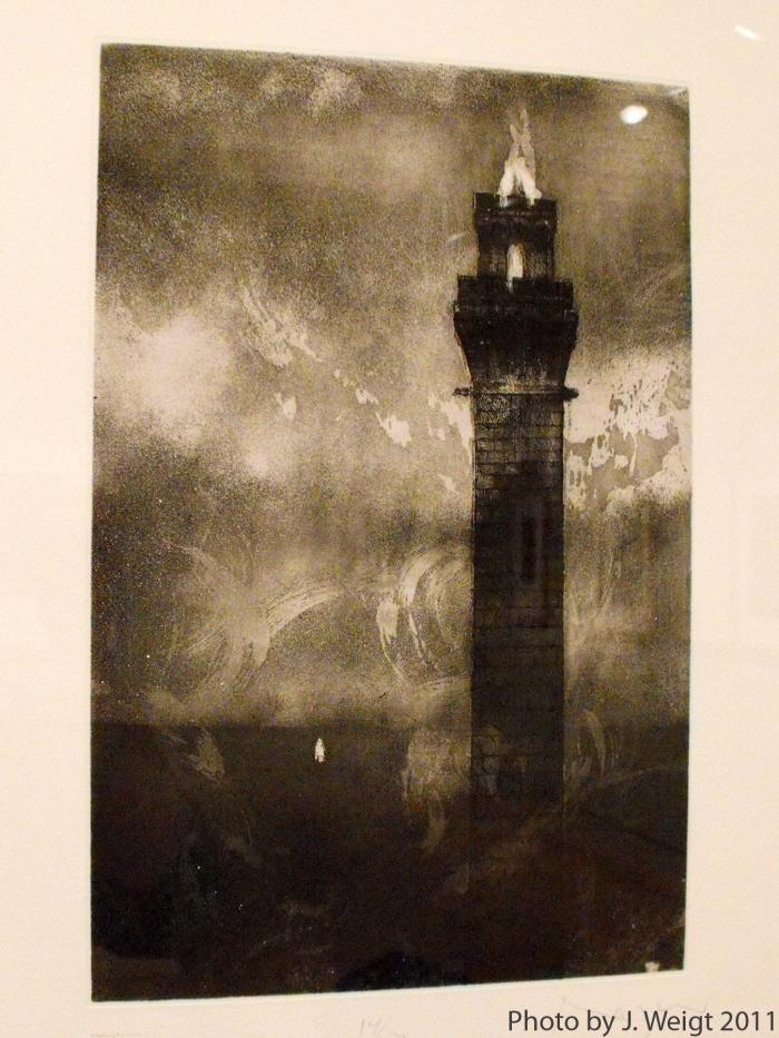 Canto VIII - The Tower - Phlegyas