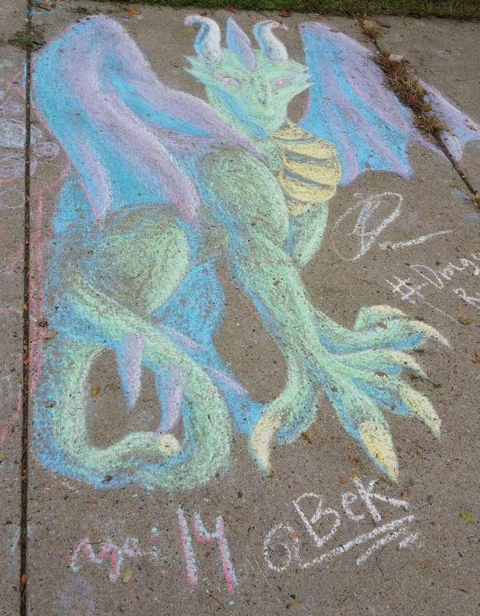 Chalk Dragon-1
