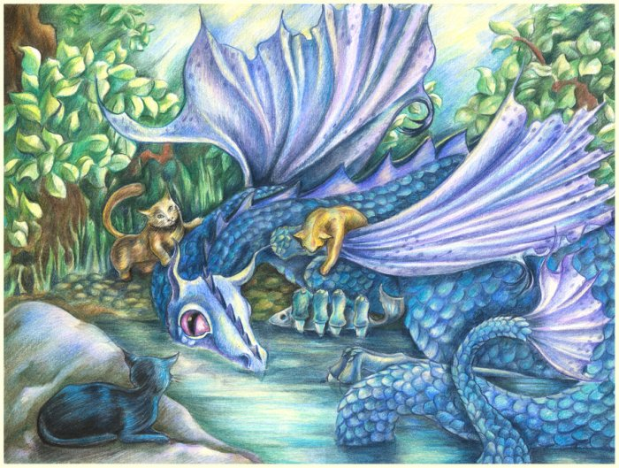 of_cats_and_dragons_by_mieronna