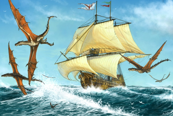 sea_wyvern_by_benwootten