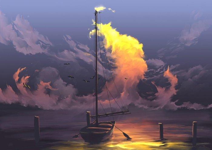 sail_by_evergreenarts-d7jimj6