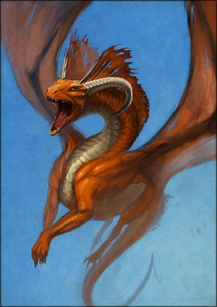 dragon_by_grzanka