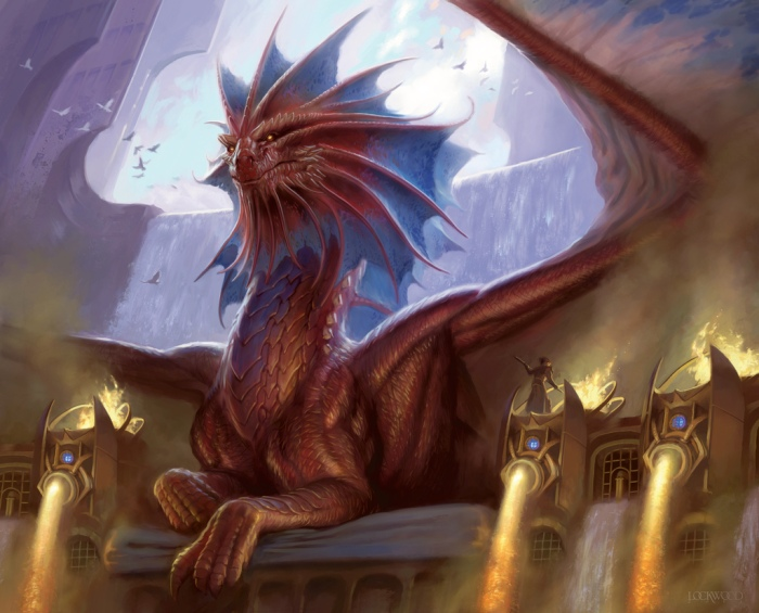 niv-mizzet-dracogenius-todd-lockwood