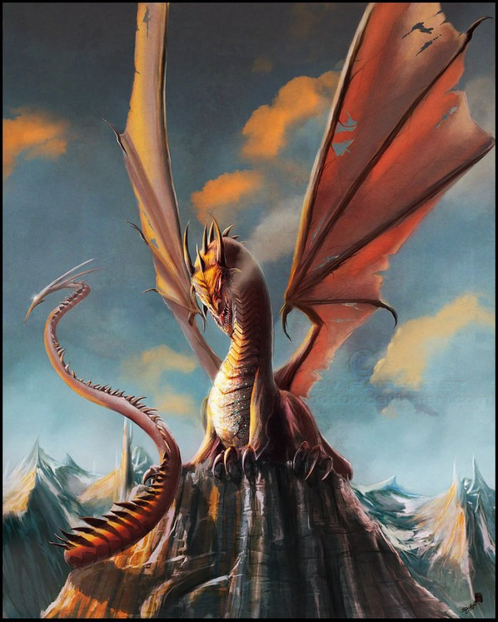 smaug-the-magnificent-by-andy-fairhurst
