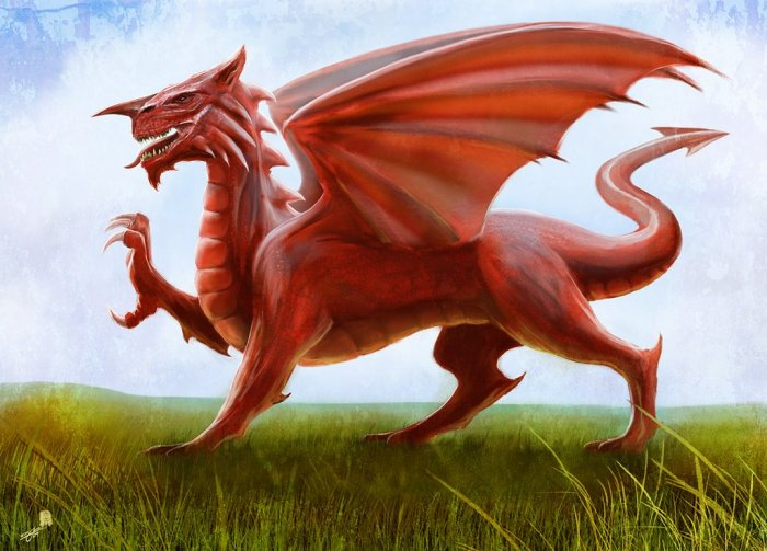 welsh_flag___the_red_dragon_by_wildlifehoodoo