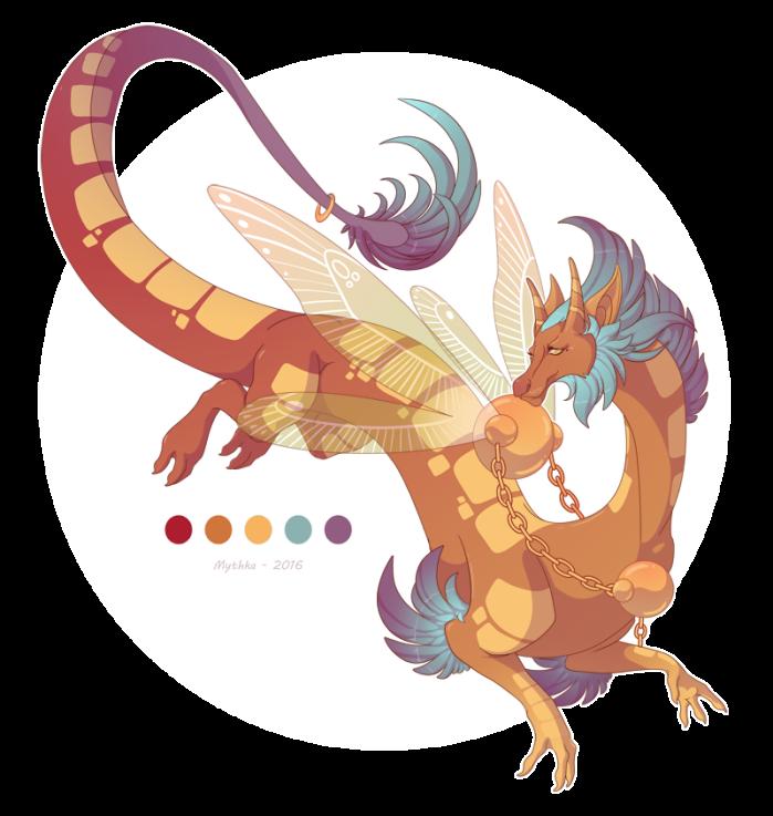 Dragonfly by Mythka