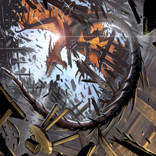 fearsome_drake_by_benwootten