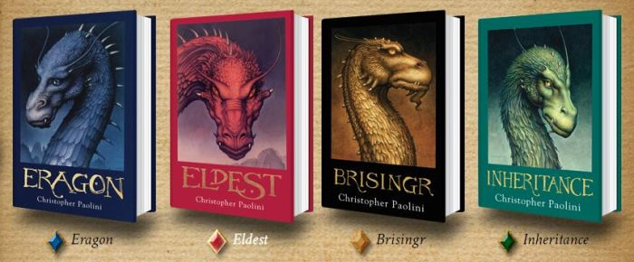 Inheritance Cycle from alagaesia