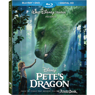 petesdragon bluray (2016)