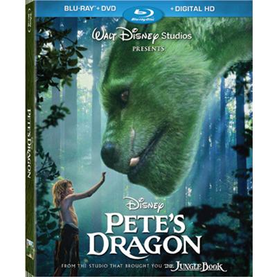 petesdragon bluray (2016)