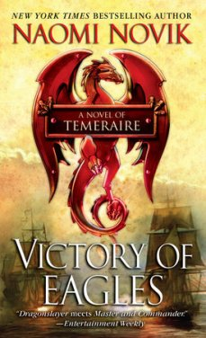 Temeraire 5 Victory of Eagles