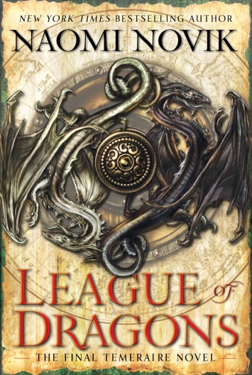 Temeraire 9 League of Dragons