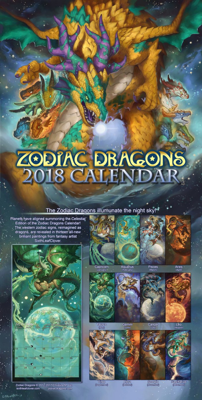 2018_the_zodiac_dragons_calendar_celestial_edition_by_the_sixthleafclover