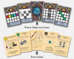 Sagrada Game Pieces (detail2)