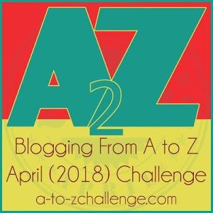- AtoZ 2018 Logo 1