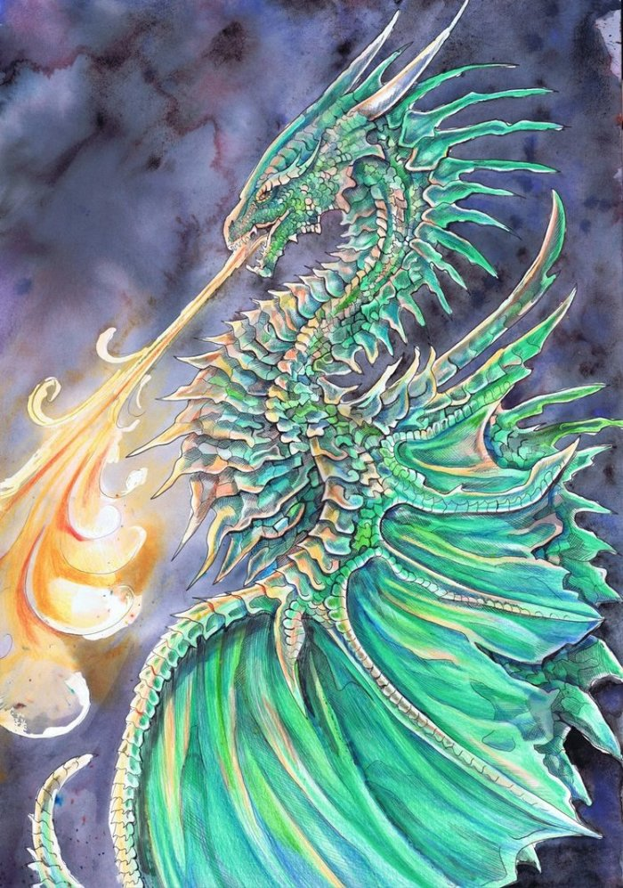 emarld_dragon_by_dawndelver