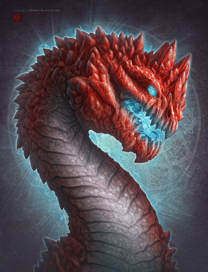 ruby_dragon_by_kerembeyit
