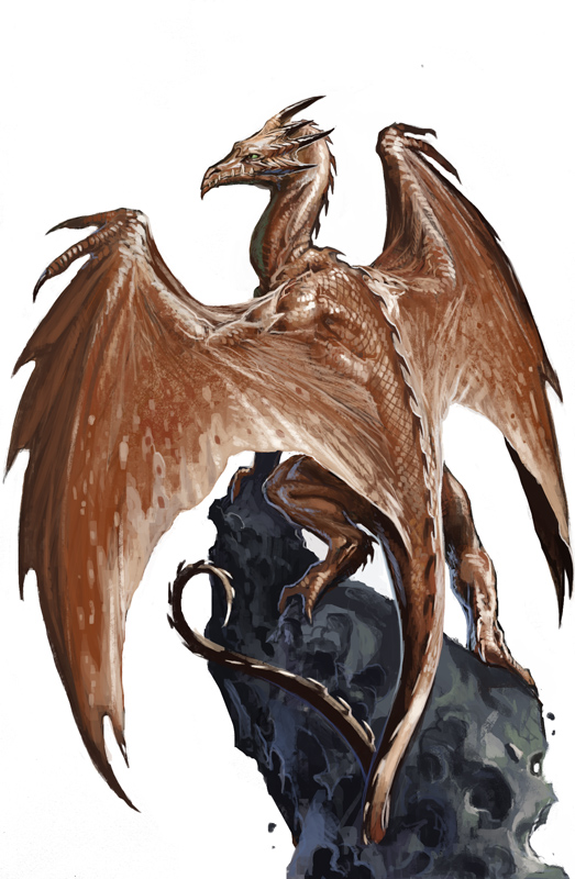 young_copper_dragon_by_benwootten