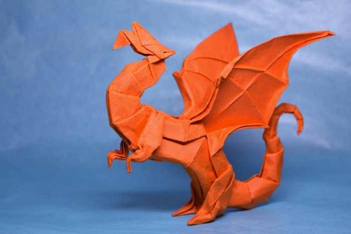 origami_birthday_dragon_by_palaeorigamipete