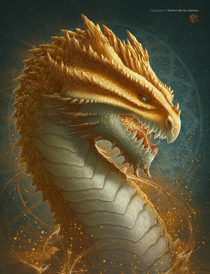 citrine_dragon_by_kerembeyit