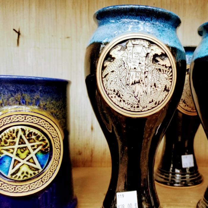 John Coiner Pottery 08