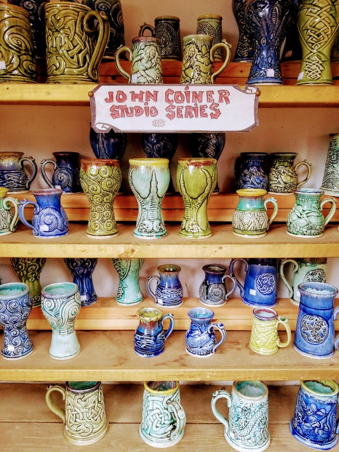 John Coiner Pottery 12