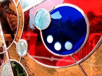 Kitsune Art Glass Gallifrey I Love You 02