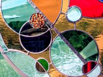 Kitsune Art Glass Gallifrey I Love You 03
