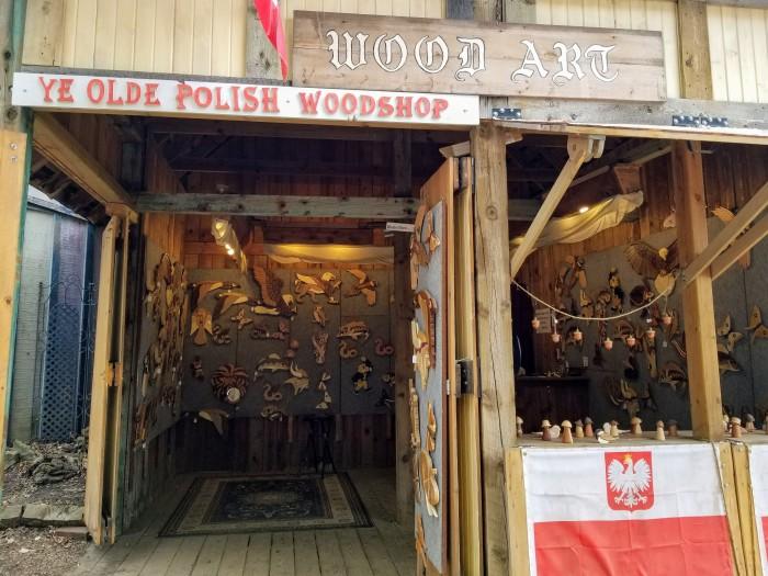 Ye Olde Polish Woodshop 02