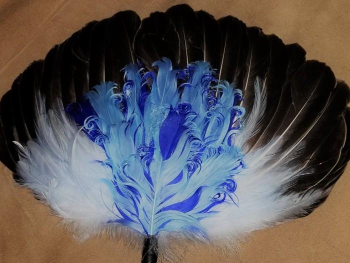 royal fan shoppe - my blue fan 2018