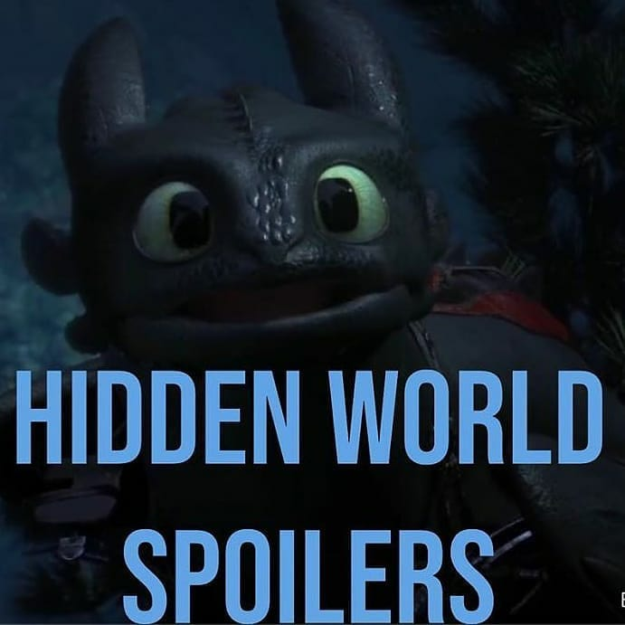 HTTYD3 Hidden World Spoilers Image from Pintrest