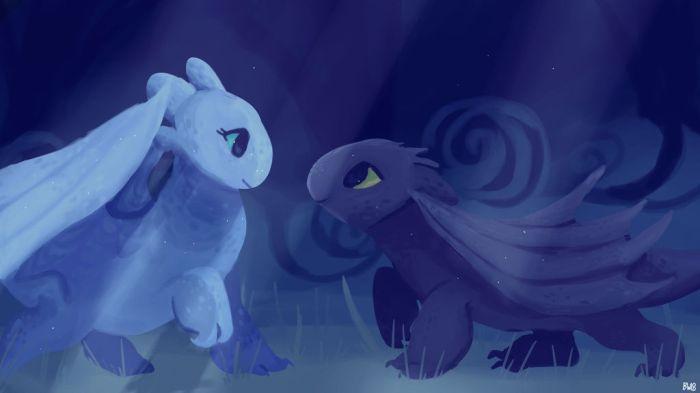 two_love_lizards_by_yinmorii